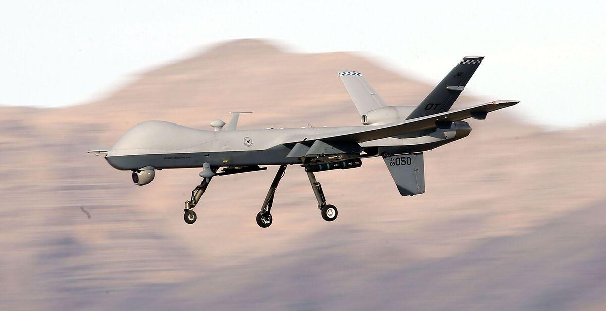 Pentagon Investigating Yemeni Houthi Claim They Shot Down Drone