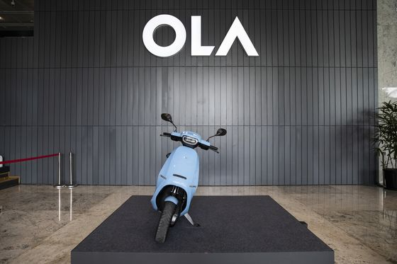 India's Ola Electric Prices E-Scooter Near Traditional Bikes