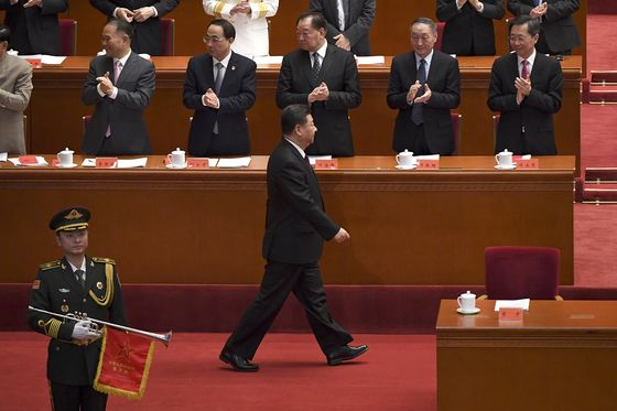 Defiant Xi Jinping Says No One Can Dictate Reforms to China