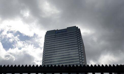 Barclays Plc Headquarters