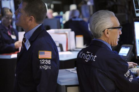 Knight Capital Shuts Down Trading Because of Electrical Outage