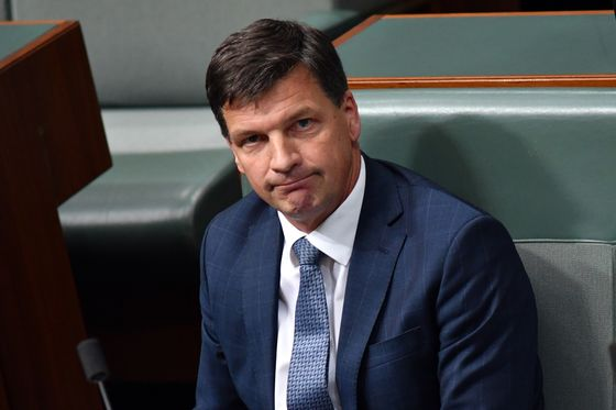 Morrison Promotes Angus Taylor in Australian Cabinet Reshuffle