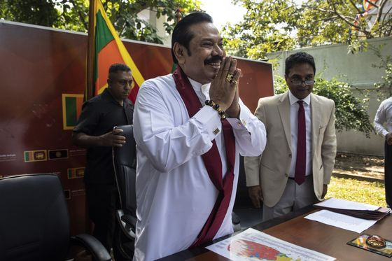 No Confidence in New PM, Sri Lanka Lawmakers Tell Parliament