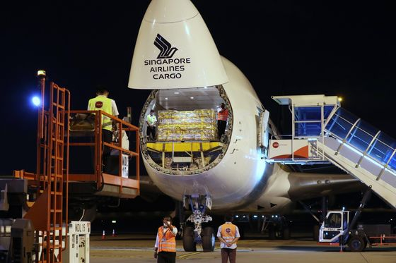 First Batch of Covid Vaccines Have Arrived in Singapore