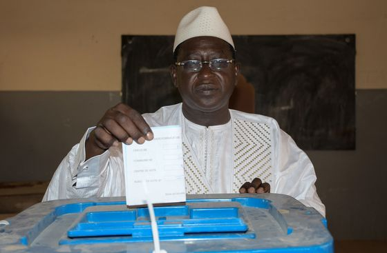 Mali's Opposition Pledges to Accept Presidential Election Result