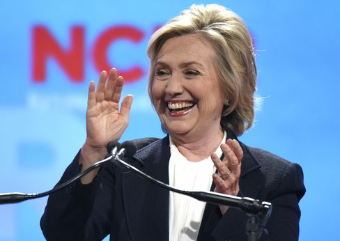Hillary Clinton Addresses National Council of La Raza Conference