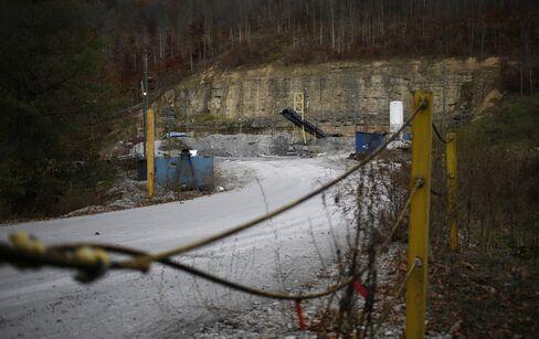 Unused Coal Mine in Kentucky