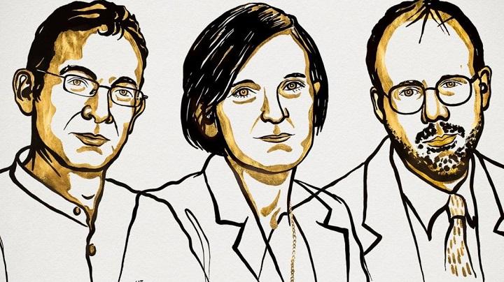 Nobel Economics Prize Awarded to MIT's Abhijit Banerjee and Esther Duflo, Harvard's Michael Kremer