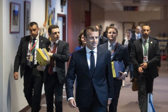Macron Heads to Versailles as Opponents Say He Acts Monarch-Like