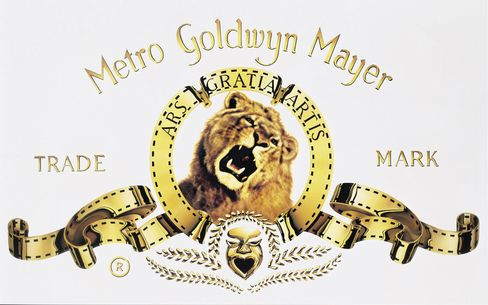 The Metro-Goldwyn-Mayer Inc. logo
