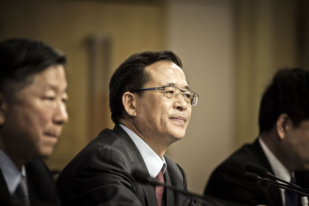 China's Former Top Securities Regulator Under Investigation