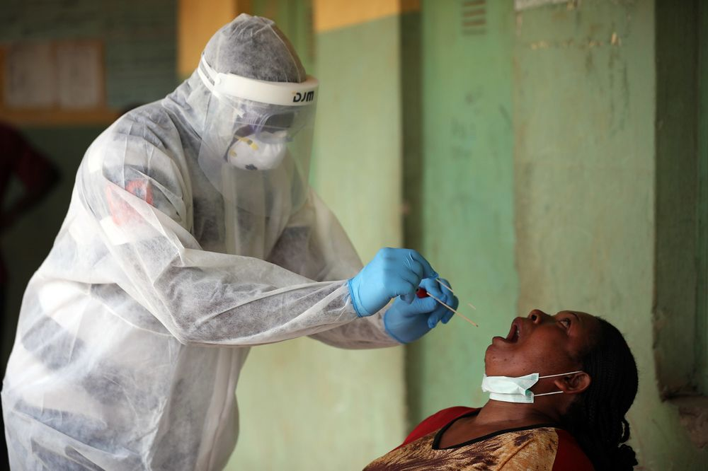 Coronavirus in Africa: Nigeria Defends Slow Pace of Testing ...