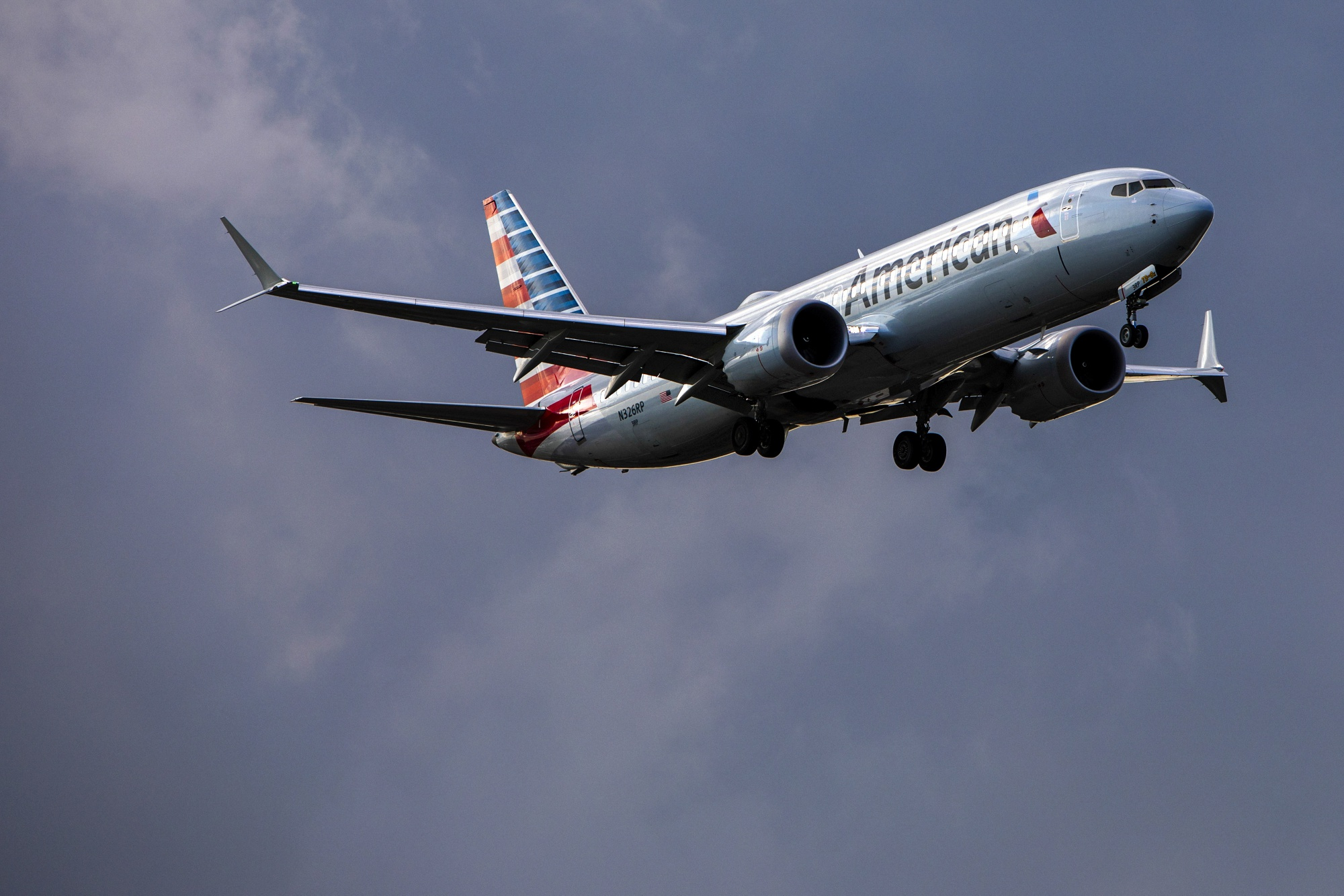 American Airlines Boeing 737 MAX-8 Aircraft As FAA Faces Stunning Rebuff