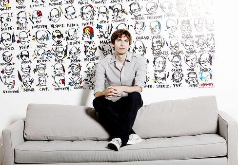 Tumblr Inc. Chief Executive Officer David Karp