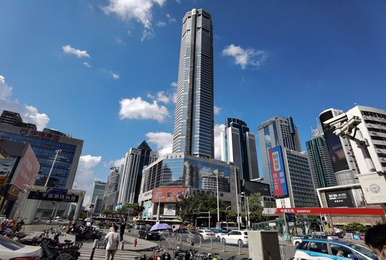 ChineseSkyscraper That Wobbled Prompts U.S. to Issue Warning