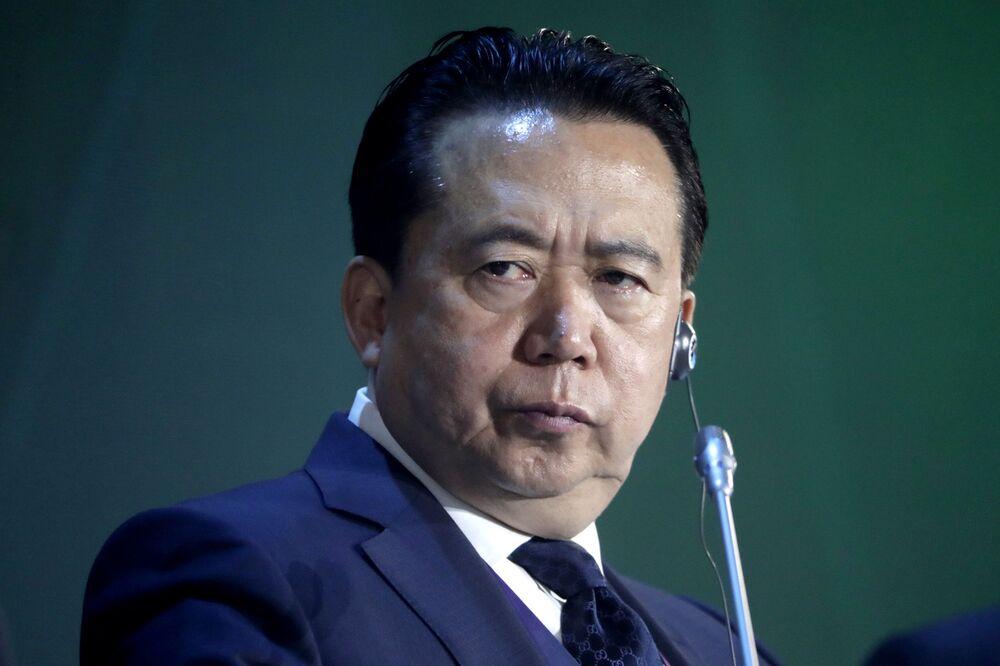 国際刑事警察機構の孟総裁が辞任-違法行為で調査と中国当局公表 ...