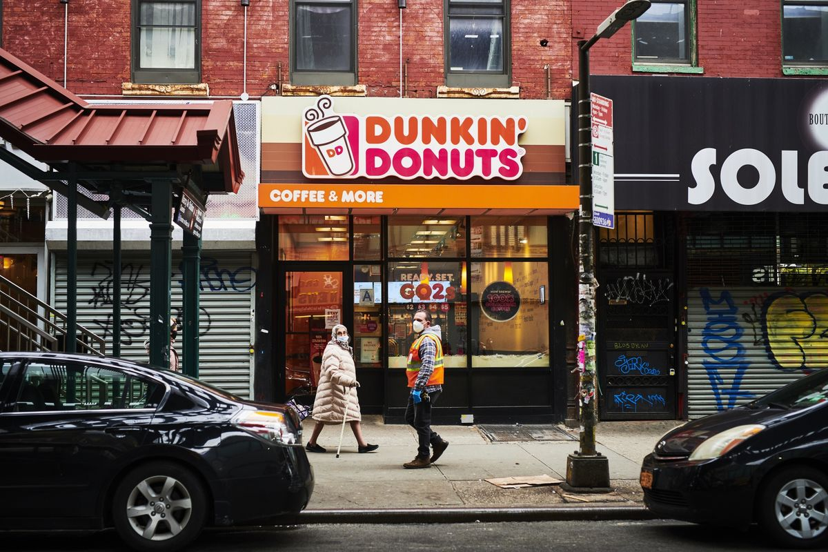Dunkin' Will Be Acquired by Inspire Brands in $11.3 Billion Deal