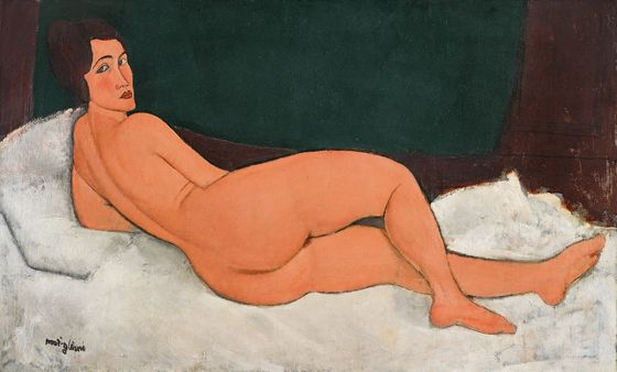 Sotheby's Missed Out on Billionaire's $157 Million Windfall from Modigliani Sale