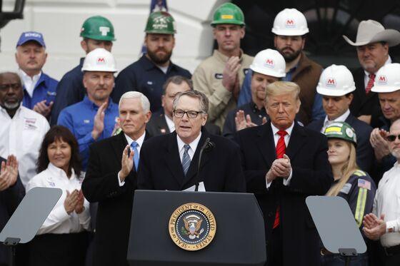 Trump Trade Czar Eyes Exit Hailing Tariff Power His Critics Hate