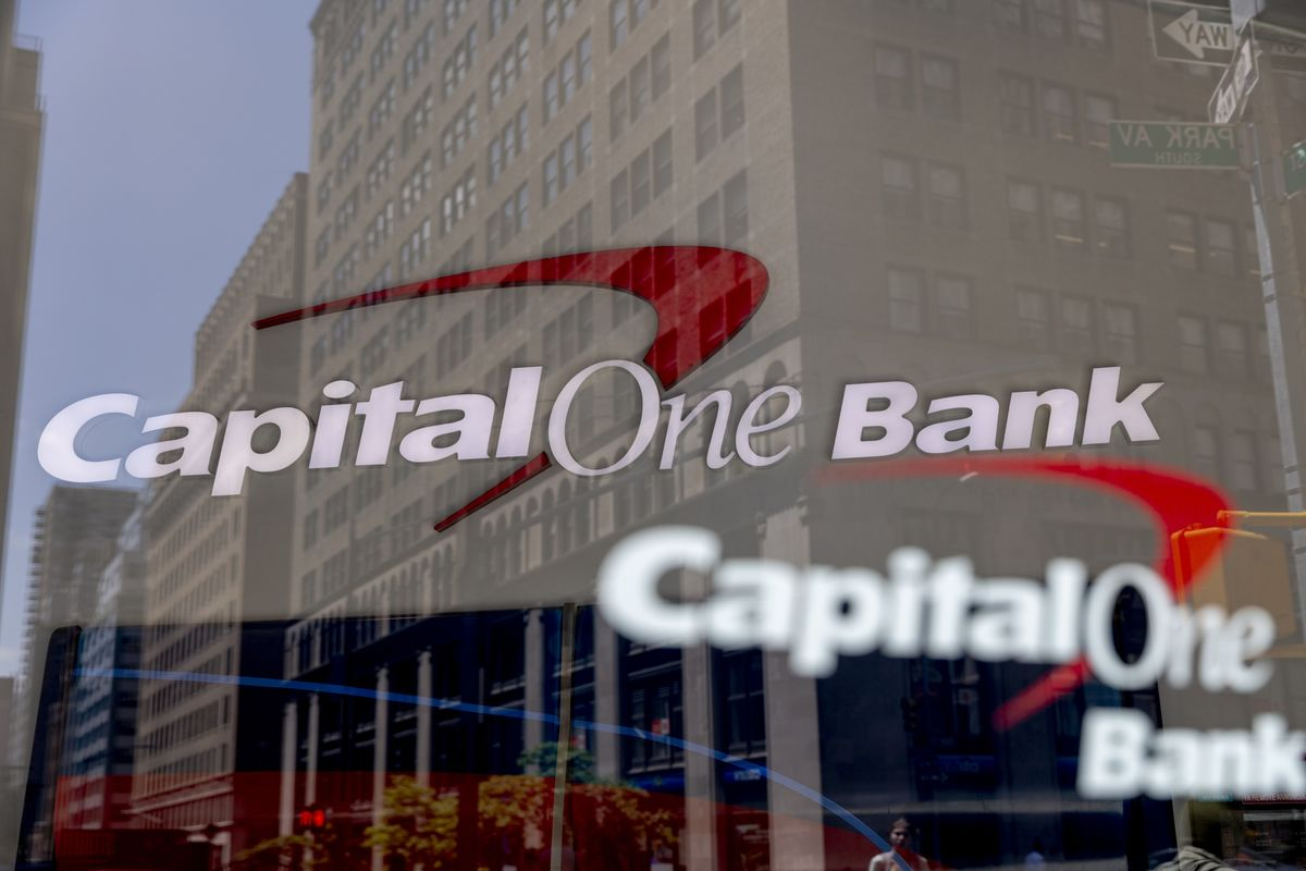 Former AWS Worker Is Accused in Cloud Hack of Capital One