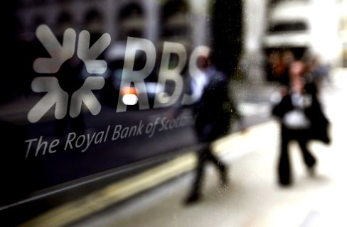 RBS Trader Helped With Libor Bribes