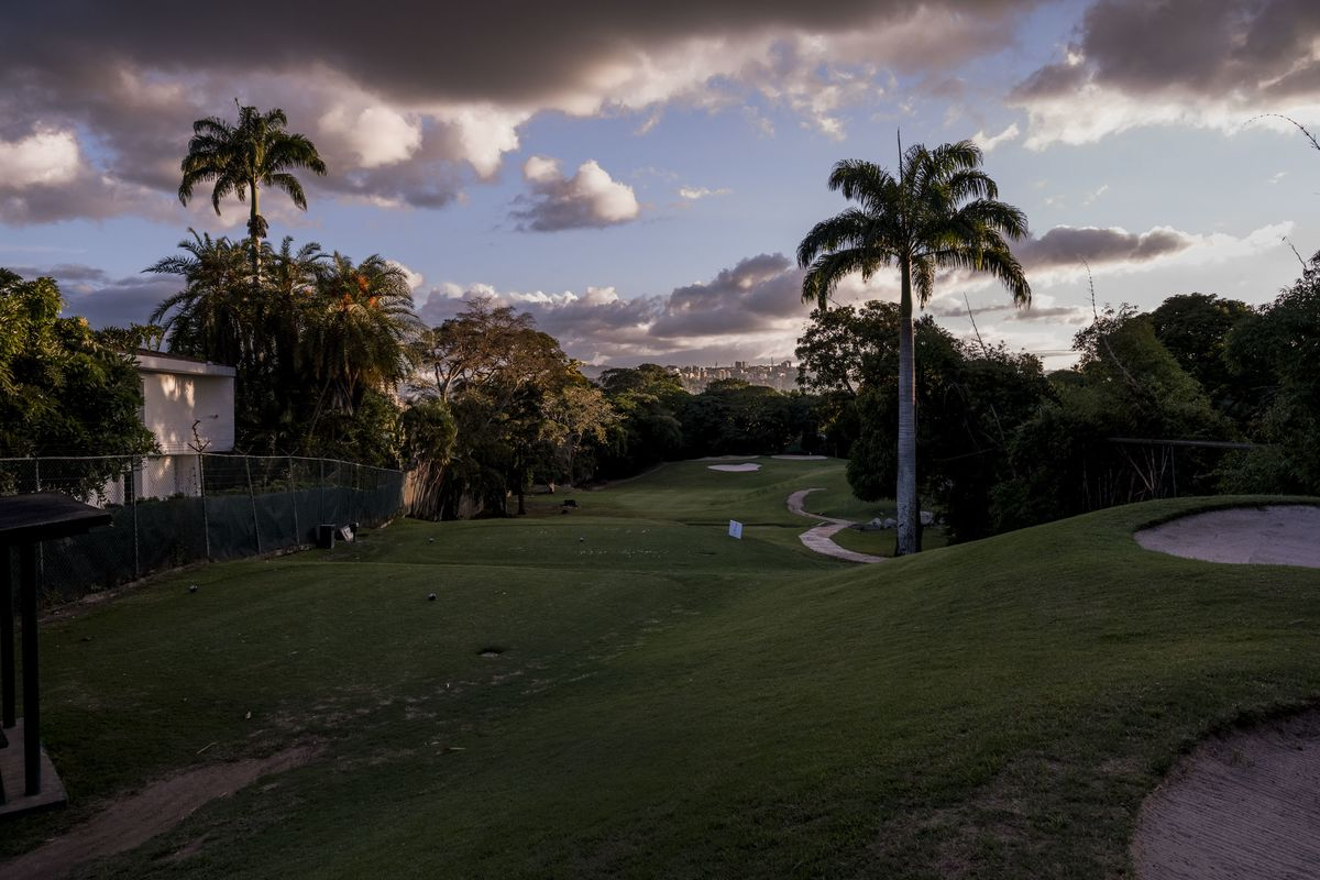 Caracas Country Club: Where the 0.01% Await Socialism's Collapse