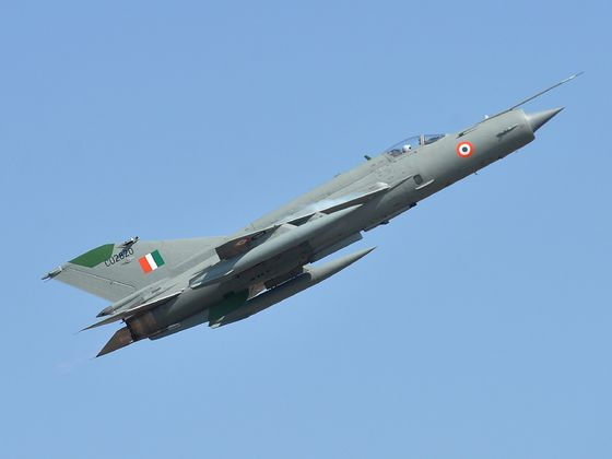 India Confirms One of Its Pilots Is Missing in Action, Jet Lost