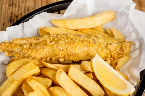 Hipster East London Now Has Its First Vegan 'Fish and Chips' Shop