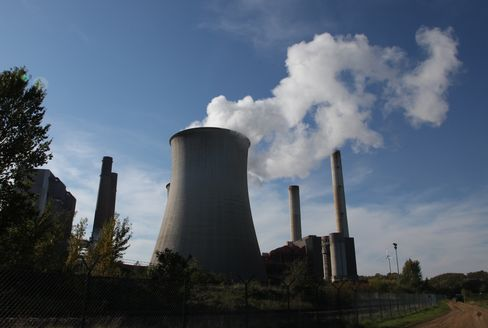 Coal-fueled Power Plant
