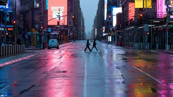 New York Orders Restaurants, Bars, Gyms Closed at 10 P.M.
