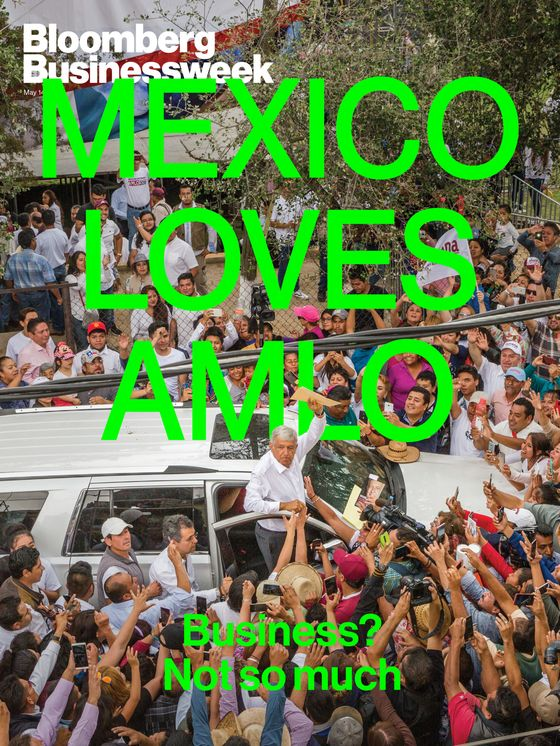 The Man They Call AMLO, and Why He's Captured Mexico