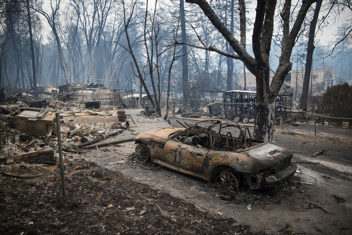 PG&E Is Dubious of Fire Victim's Claim for a 500-Pound Emerald