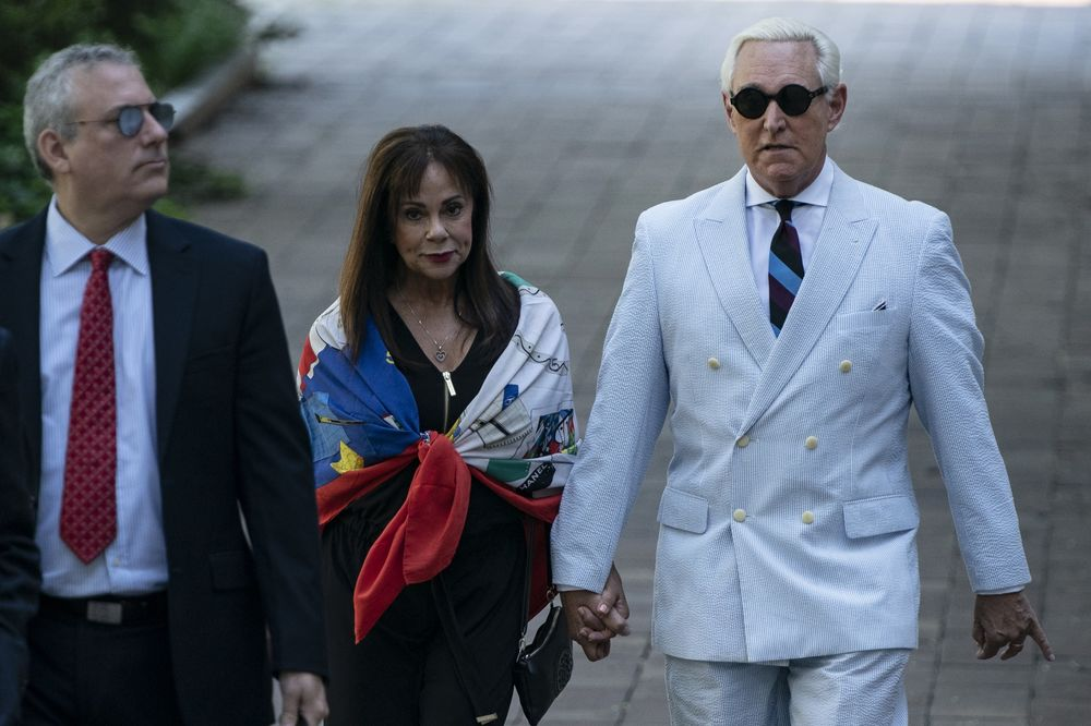 No More Social Media for You, Irked Judge Tells Roger Stone