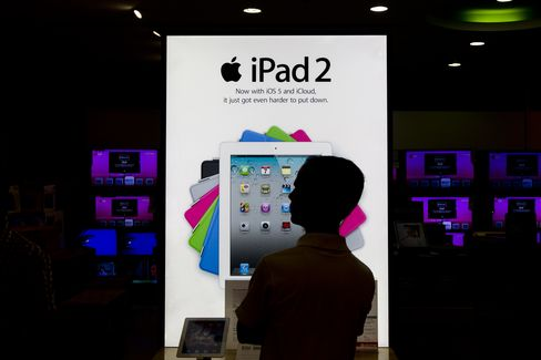 Ipad Boom Strains Lithium Supplies as Prices Triple