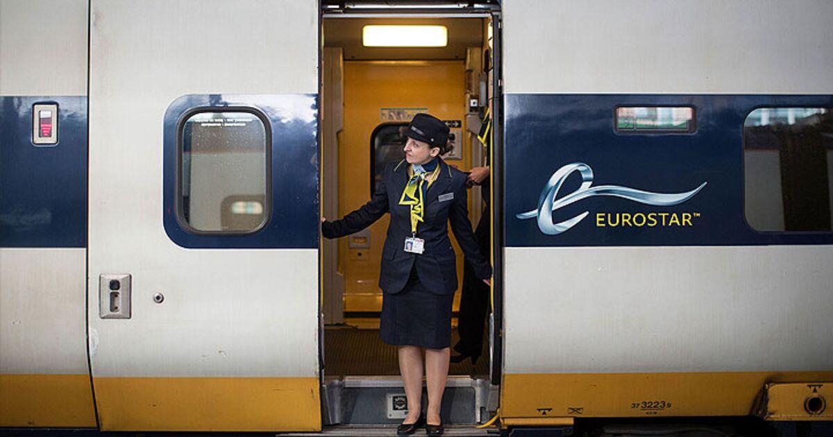Eurostar Receiver Software Update