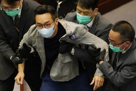 China Queries Fuel Fears of Ban on Hong Kong Democrat Candidates