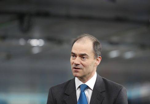 ARM Holdings Plc Chief Executive Officer Warren East