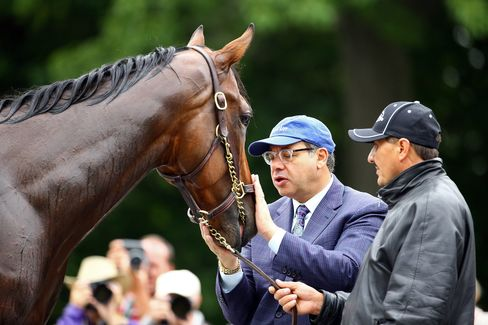 Ahmed Zayat and American Pharoah