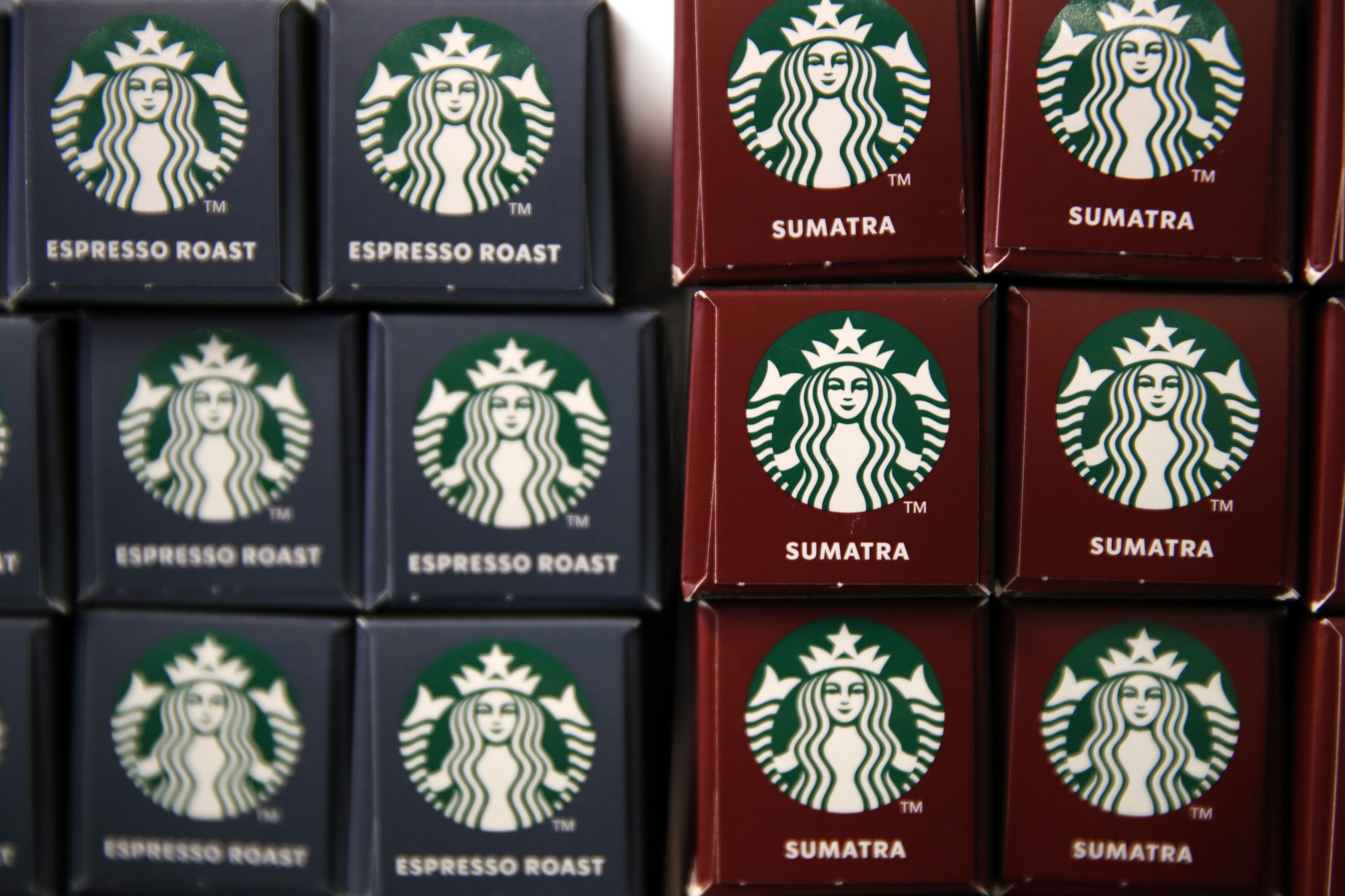 Nestle to Start Selling Starbucks Coffee Products in China - Bloomberg