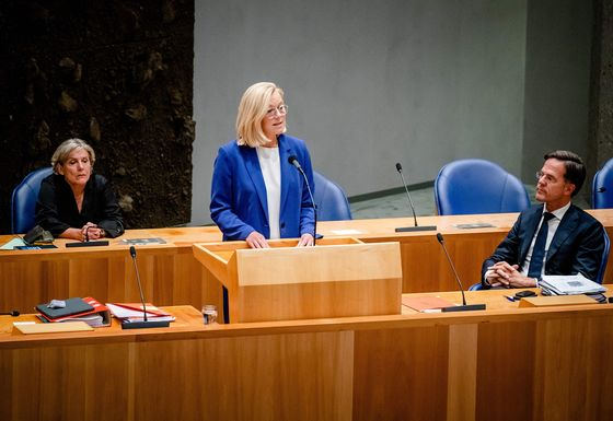 Dutch Foreign Minister Kaag Resigns Over Afghanistan Fallout