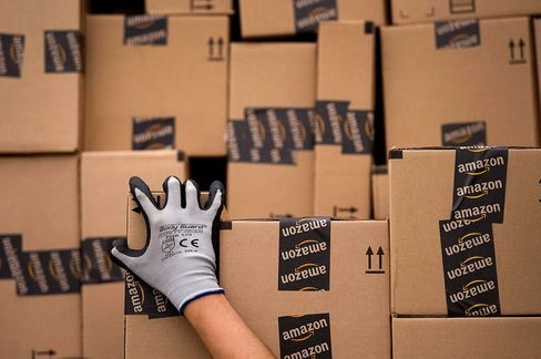 Amazon Revenue Increases 22% on Record Holiday Spending