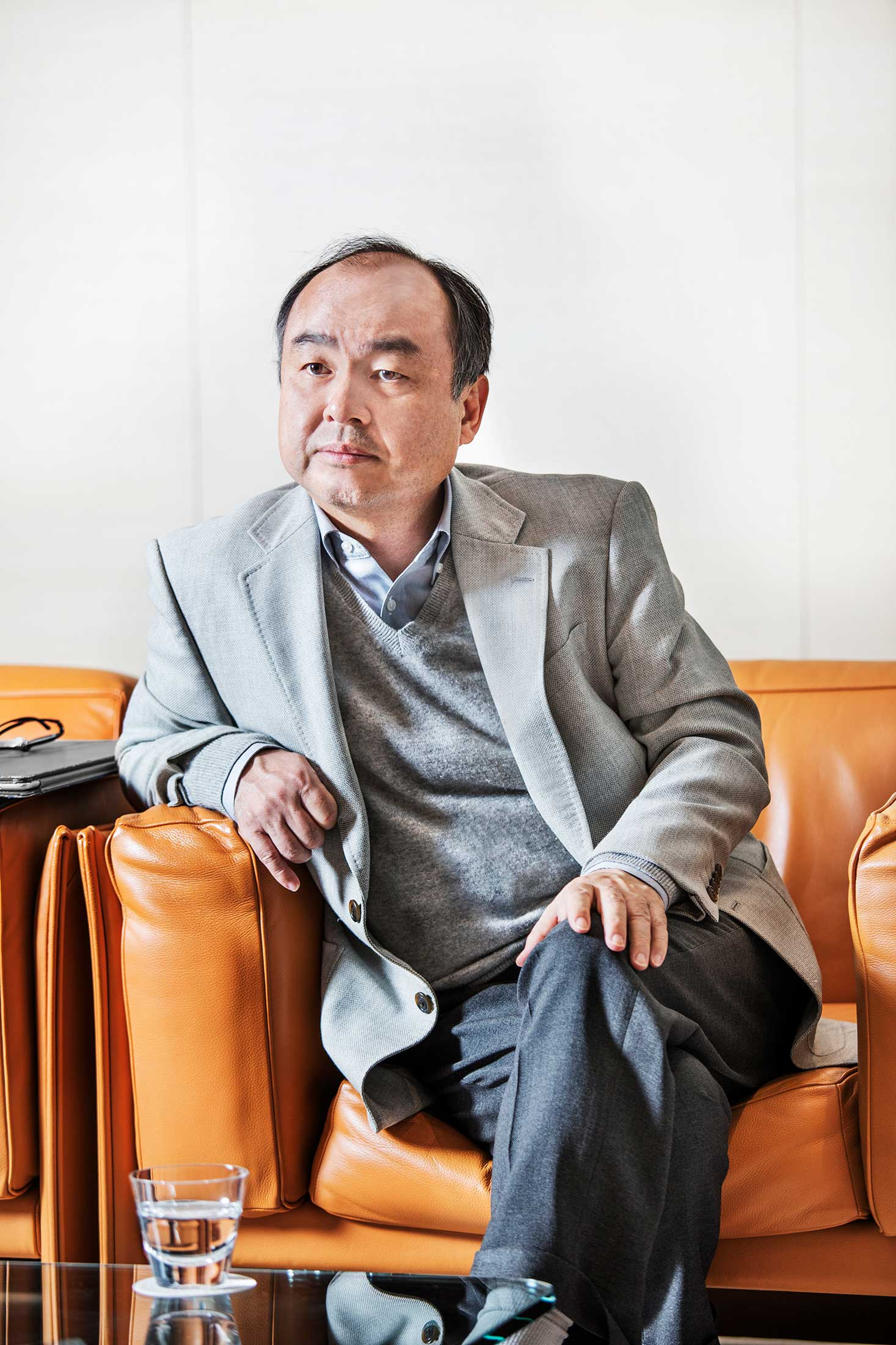 Masayoshi Son, SoftBank, and the $100 Billion Blitz on Sand Hill Road