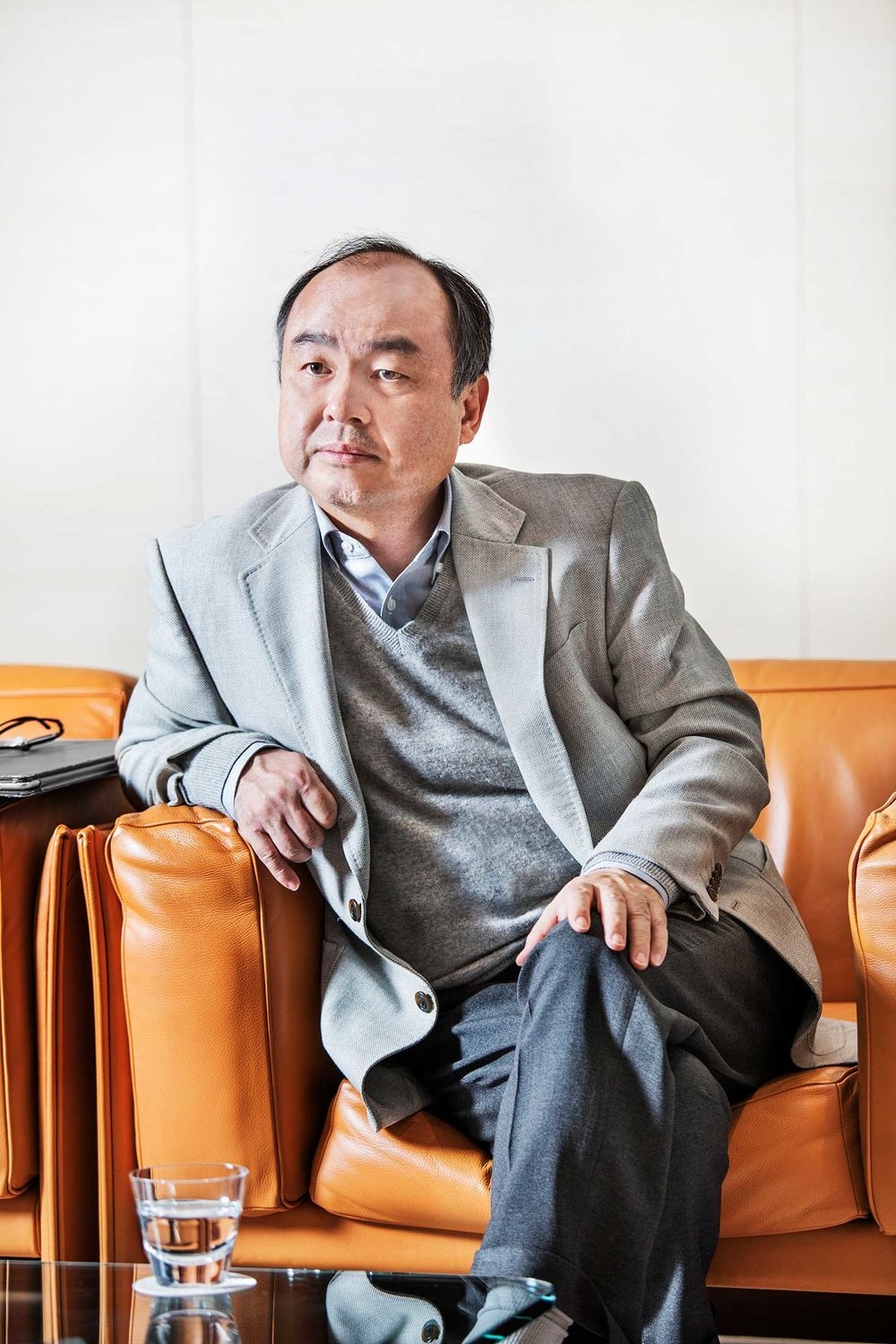 son softbank and his 100 billion blitz on silicon valley bloomberg