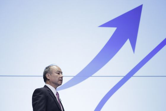 Masayoshi Son's Other Big Real Estate Bet Has Some Real Problems