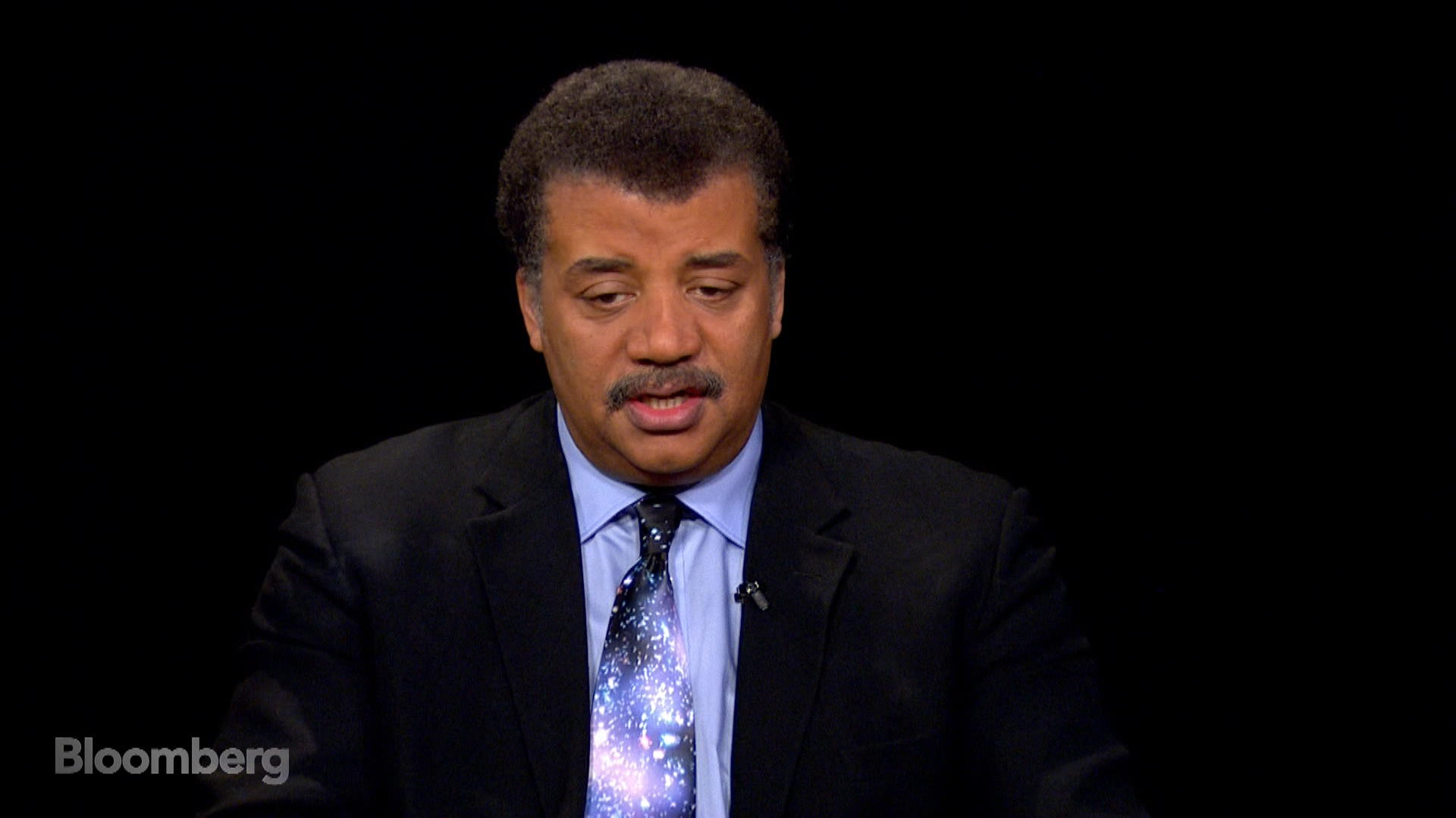 'Astrophysics for People in a Hurry': Charlie Rose