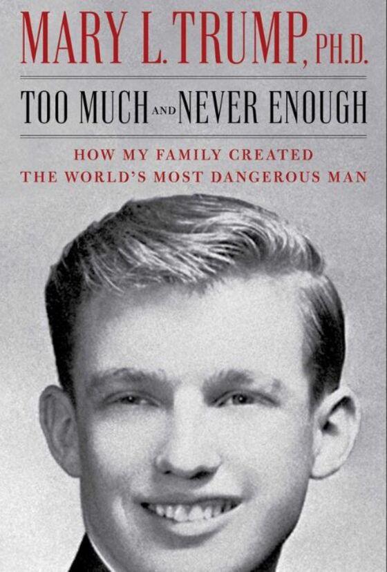 Trump's Brother Makes Last-Ditch Plea to Halt Niece's Book