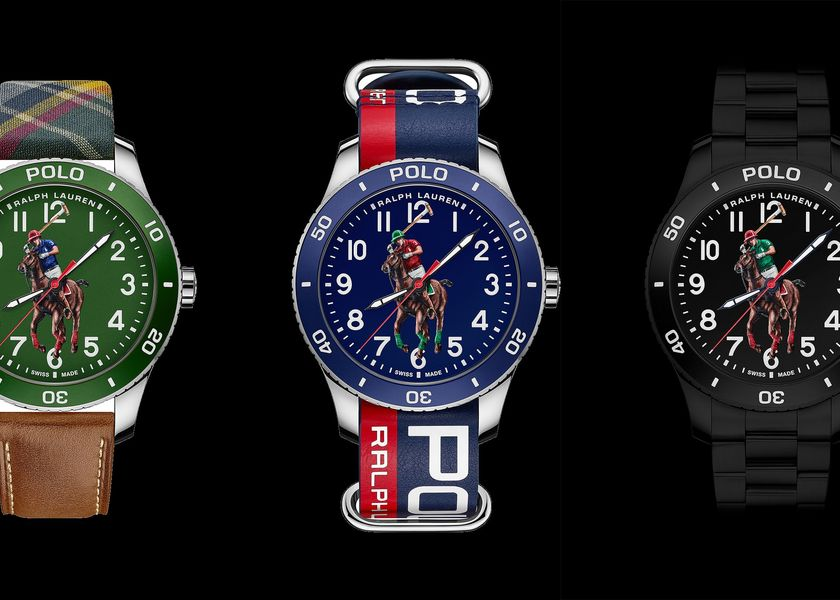 relates to Ralph Lauren's New Watches Are an Exercise in Unabashed Prep