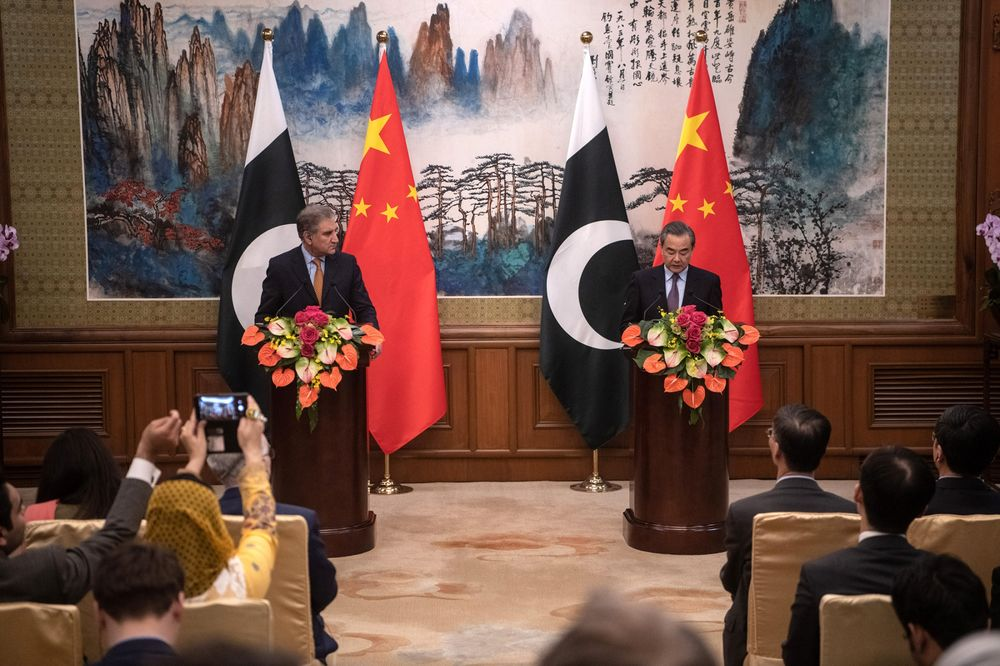 China, Pakistan Vow to Strengthen Counter-Terrorism Cooperation