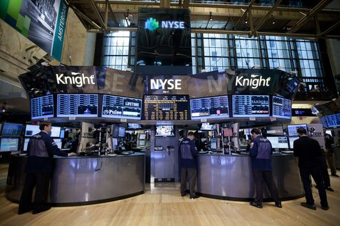 Knight Said to Inform Brokers It Got Financing for Market Making