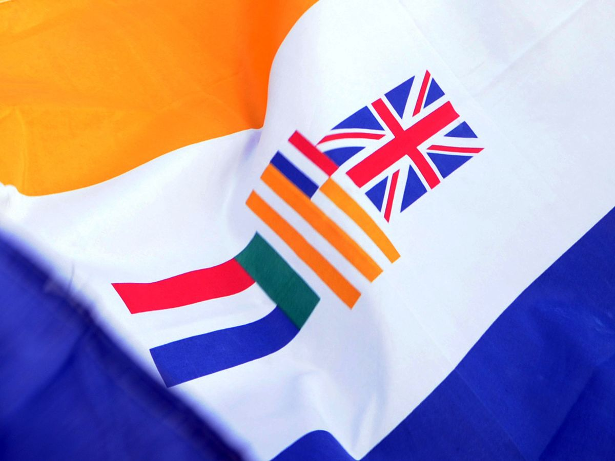 Court Rules Display of South Africa's Apartheid Flag Is Racist
